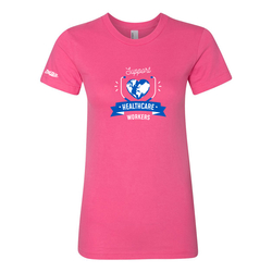 T-shirt Femme - Support Healthcare Workers2