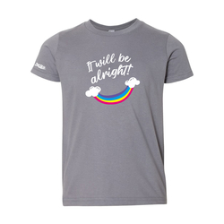 T-shirt Enfant - It will be alright